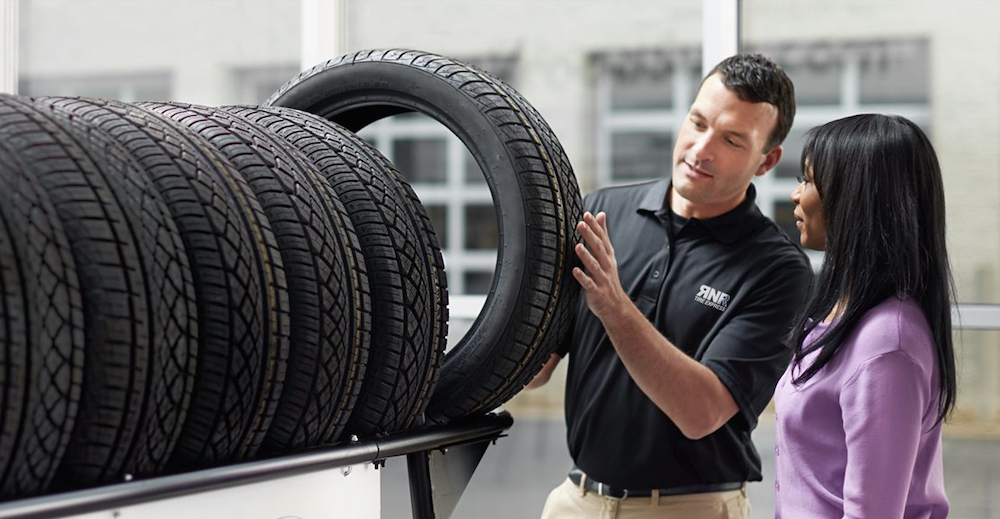 tire replacement industry