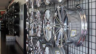 Truck Tires & Wheels